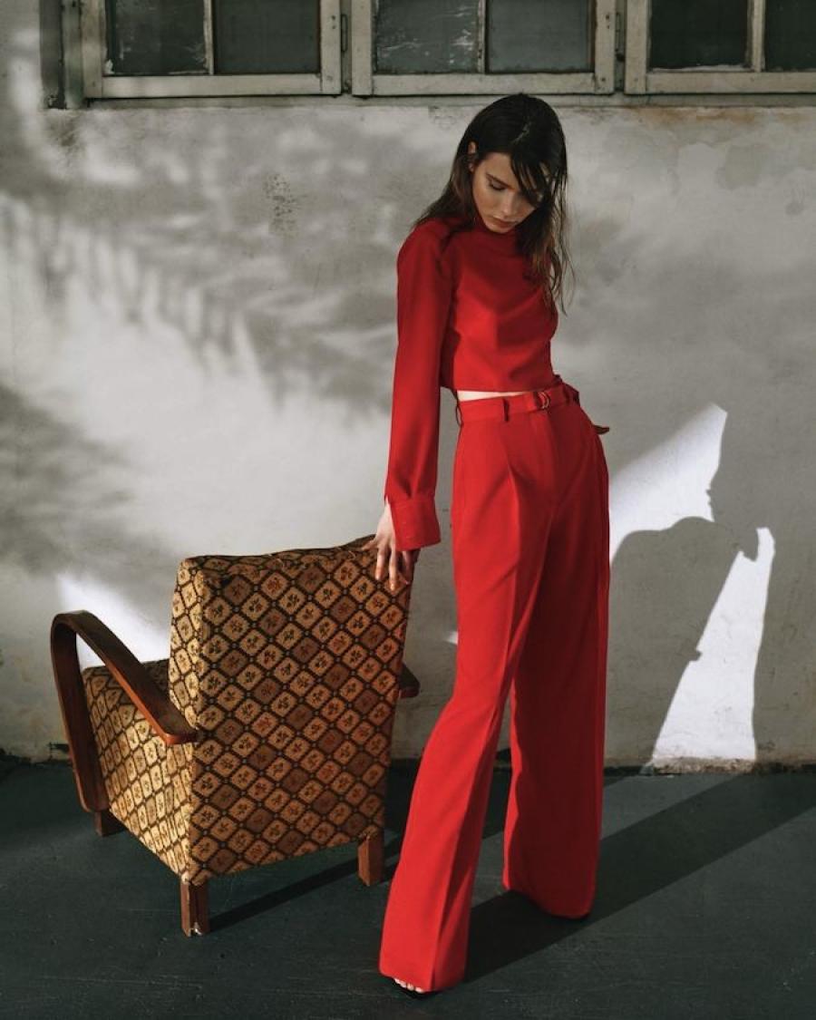 Midikennov model Laura Kvartuč u najnovijoj kampanji domaćeg brenda MateyaNeira