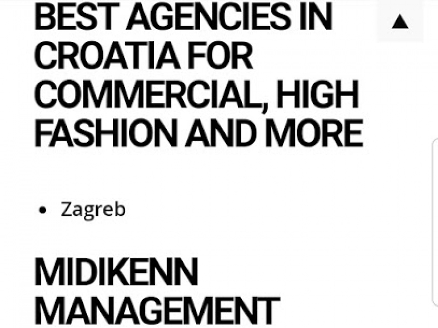 THE BEST AGENCIES IN CROATIA