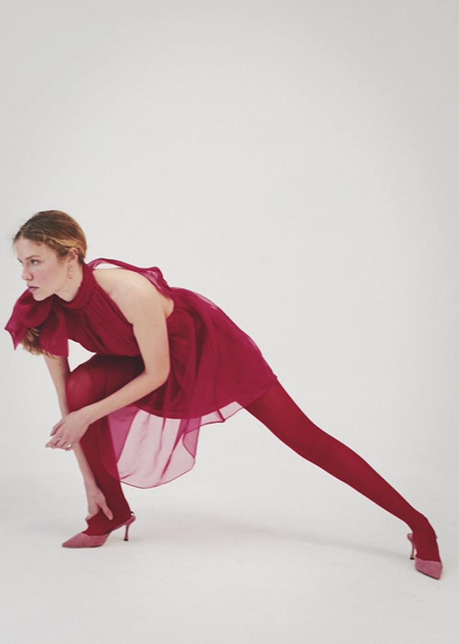 Midikennov model Barbara Micek za najnoviji broj magazina Dreamingess