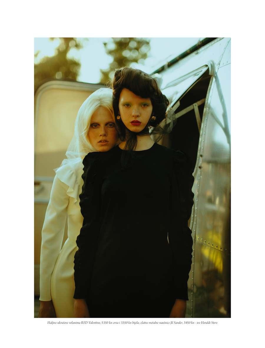 Midikennove ljepotice Mia i Andrea za najnoviji broj magazina Storybook
