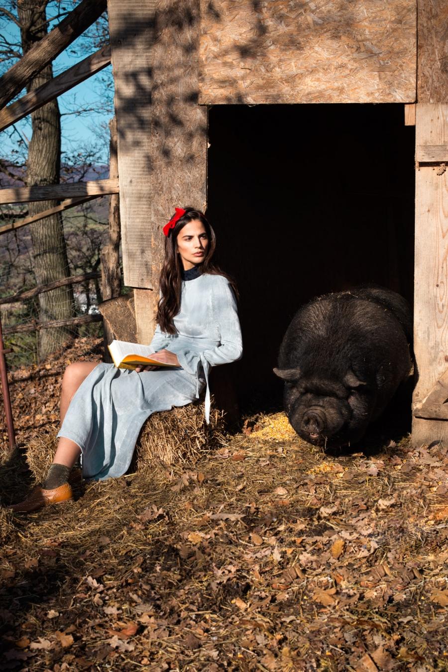 Midikennovo novo lice Andrea Jurić i Midikennov top model Helena Šopar u novoj kampanji SOPARCOLLECTION