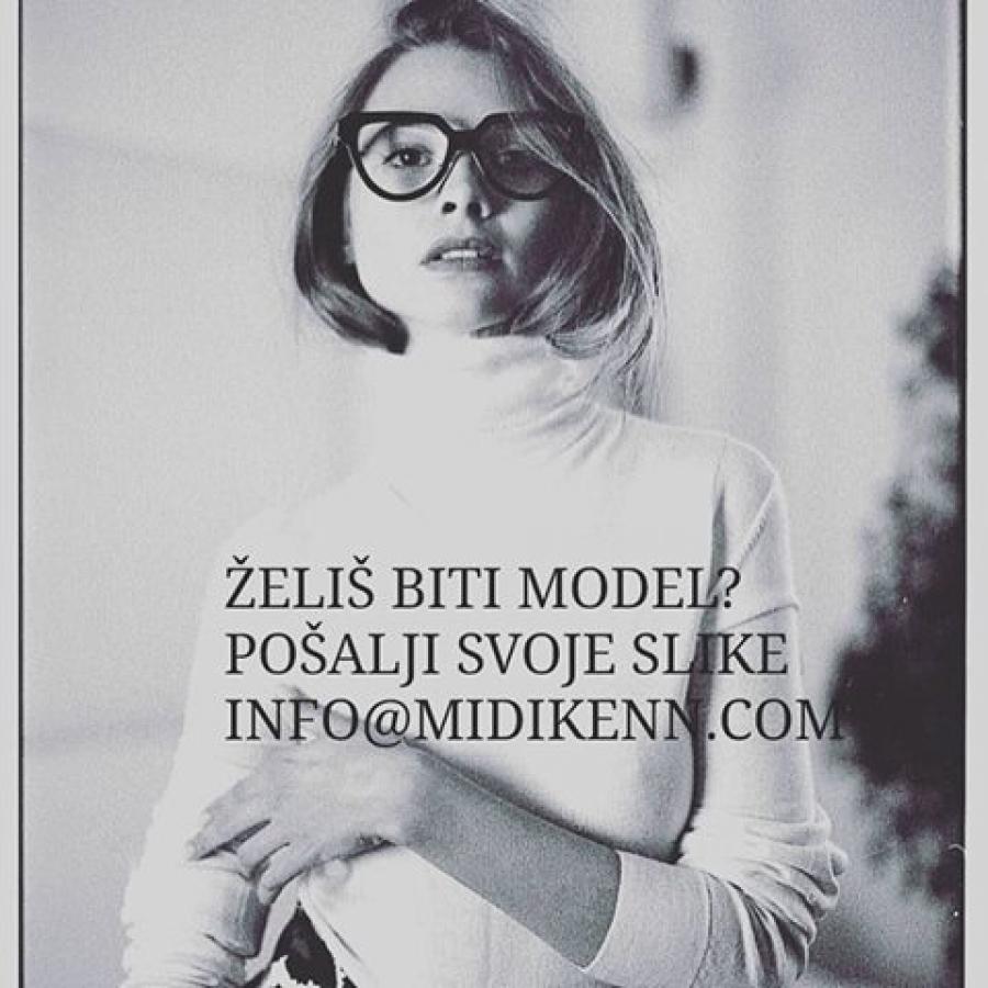 Želiš li biti model?